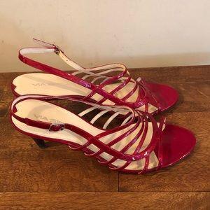 Via Spiga Ima Red Heels
